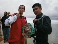 """PEREZ: """"I WON'T LET CUELLO GET THAT BELT HERE IN MEXICO"""""""