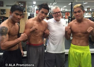 ALA Intu0027l, ABS CBN Sports + Action, TFC To Showcase World Class Boxing Via  U201cPhilippines Vs The Worldu201d On Oct 17