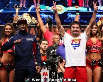 Floyd's pal backs Manny rematch