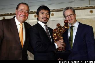 pac - Manny Pacquiao: Fighter of the Decade - Boxing and Boxers