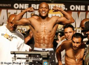 pbf - Mayweather vs Marquez: Who is your bet? - Sports and Fitness