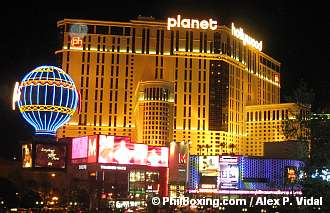 planet hollywood casino host