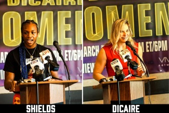 CLARESSA SHIELDS VS. MARIE-EVE DICAIRE FINAL PRESS ...